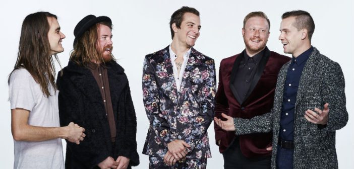 He Must Be Dreaming: The Maine's John O'Callaghan has nightmares about local shows